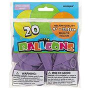 Unique Spring Lavender Balloons