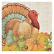 Unique Thankful And Blessed Beverage Napkins