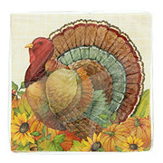 Unique Thankful And Blessed Lunch Napkins