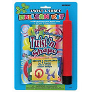 Unique Twist 'n Shape Balloon Kit with Pump
