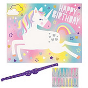 Unique Unicorn Party Game For 16
