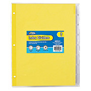 Unison Clear 8 Tab Index Dividers