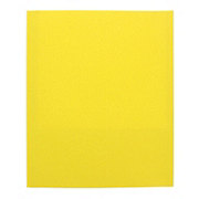 Unison Paper Portfolios with Prongs, Yellow