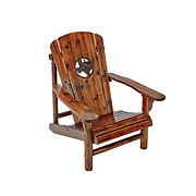 United General Supply Charlog Medallion Adirondack
