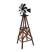 United General Supply Charlog Star 8 ft Windmill