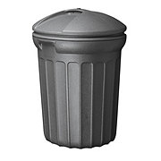 United Solutions 32 GAL Blow Molded Trash Can