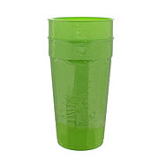 United Solutions 32 oz Plastic Tumbler, Green or Pink