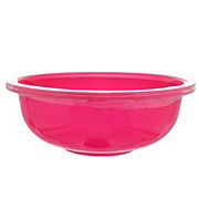 United Solutions Brand Plastic Bowl, Pink or Green