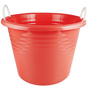 United Solutions Rope Handle Tub Coral