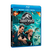 Universal Jurassic World: Fallen kingdom Blu-Ray & DVD