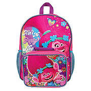 Universal Trolls Backpack With Detach Lunchbox