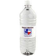 University of Texas Crystal Water 1.5 L Bottles