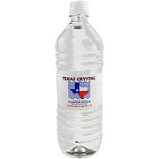 University of Texas Crystal Water 16.9 oz Bottles