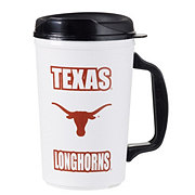 University of Texas ThermoServ 20oz Doublewall Travel Mug with Lid