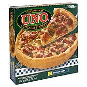 Uno Deep Dish Sausage Pizza