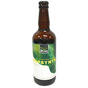 Upland Brewing Company Sour Ales Hopsynth Beer Bottle