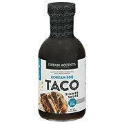 Urban Accents Korean BBQ Taco Sauce