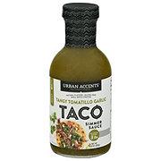 Urban Accents Tangy Tomatillo Garlic Taco Sauce
