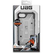 Urban Armor Gear Plasma Case iPhone 6 6S 7 8 Gray