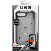 Urban Armor Gear Plasma Case iPhone 6 7 8 Plus Gray