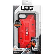 Urban Armor Gear Plasma Case iPhone 7/8 Red