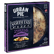 Urban Pie North End Pizza Truffle Alfredo Mushrooms