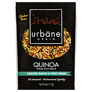 Urbane Grain Quinoa Whole Grain Blend Roasted Garlic And Fines Herbes
