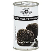 Urbani Black Truffles and Mushrooms