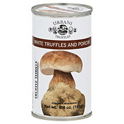 Urbani White Truffles and Porcini