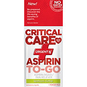 UrgentRx Critical Care Aspirin To-Go