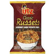 Utz Classic Russets Gourmet Dark Potato Chips