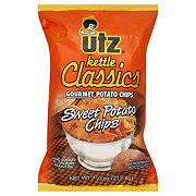 Utz Kettle Classics Gourmet Sweet Potato Chips