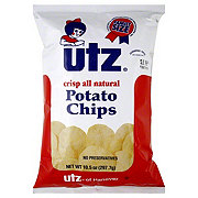 Utz Potato Chips Family Size