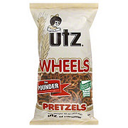 Utz Wheels Pretzels