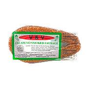 V&V Jalapeno Smoked Sausage