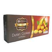 V Foods Durian Cookies