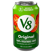 V8 100% Vegetable Juice