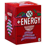 V8 Energy Blackberry Cranberry