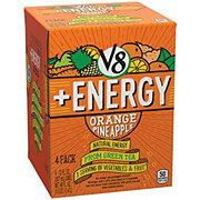 V8 +Energy Orange Pineapple