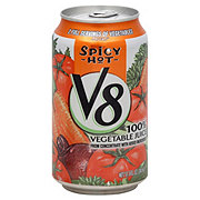 V8 Spicy Hot 100% Vegetable Juice