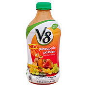 V8 Veggie Blends Pineapple Passion