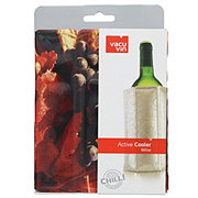 VacuVin Active Cooler Wine Bottle Grapes