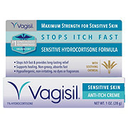 Vagisil Sensitive Skin Formula Anti Itch Creme