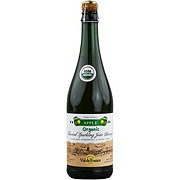 Val de France Organic Sparkling Apple Cider