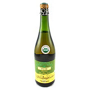 Val de France Organic Sparkling Pear Juice
