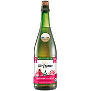 Val de France Organic Sparkling Pomegranate Juice