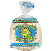 Valle Grande Corn Tortillas