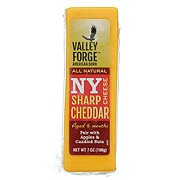 Valley Forge All Natural NY Sharp Cheddar Cheese