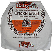 Valley Lahvosh Large White Crackerbread