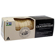 Valley Produce Company Crackerthins Black Pepper